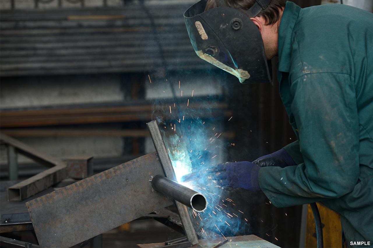 サンプル金属工業のホームページをオープンしました。